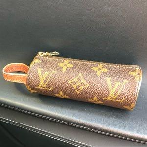 Louis Vuitton Golf Ball Case Pouch